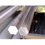 Шестигранник нержавеющий горячекатанный 12Х18Н10Т 10 мм.