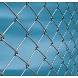 Сетка стальная плетеная 10x1 рабица