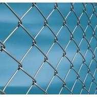 Сетка стальная плетеная 45x1.8 рабица