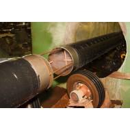 Труба в ВУС изоляции электросварная 57 мм